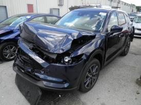 Salvage Mazda CX-5